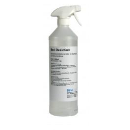 Desinfectie fustkoppelingen