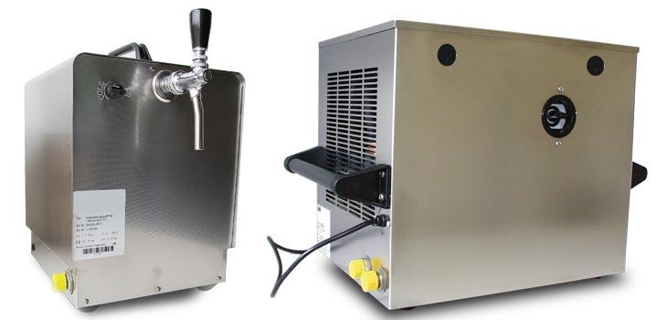 Bierkoelers van tafeltap tot krachtige waterkoelers